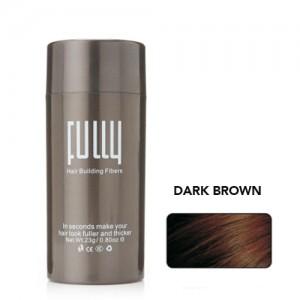Fully Hair Fiber Dark Brown
