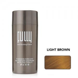 Fully Hair Fiber Light Brown
